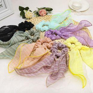 New fashion cloth streamer elastic cheap scrunchies wholesale NHDM207777's discount tags