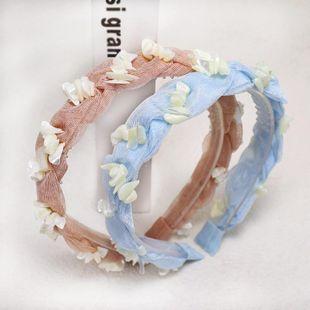New fashion baroque shell cheap headband wholesale NHDM207795's discount tags