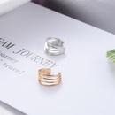 New fashion wild popular earrings earrings simple lines ear bone clip wholesale NHMO207820