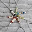 Hot sale mini fashion red wine bottle pendant necklace clavicle chain resin wine bottle pendant accessories NHMO207992