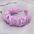 NHDM606453-Purple-pleated-check-hair-band