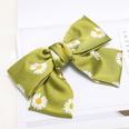 NHDM606507-Green-daisy-bow-hairpin