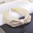 NHDM606533-Beige-lace-bow-headband