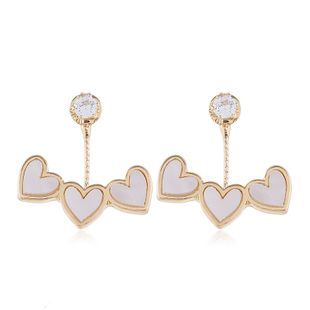 New style personality earrings  creative wild retro love cute simple  earrings nihaojewelry wholesale NHVA214998's discount tags