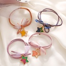 fashion hair scrunchies nihaojewelry wholesale animal cute hair accessory for girls elastic hair rope NHPJ215044