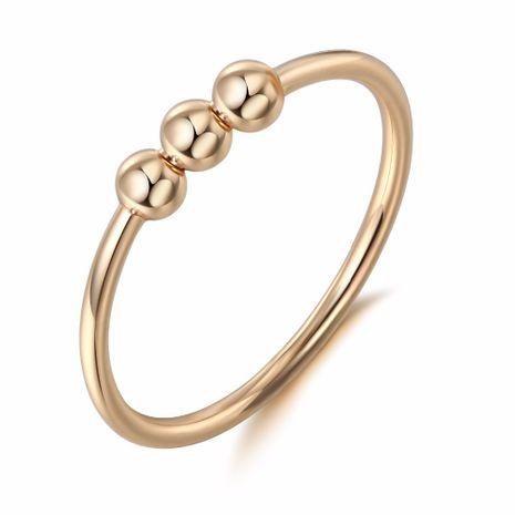 nouveau simple vent froid anneau perle anneau bijoux niche anneau nihaojewelry gros NHGO215163's discount tags