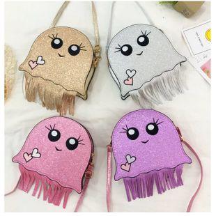 Bolsos de hombro de verano borla medusa bandolera nueva mujer coreana bolsos moda láser mini bolso lindo NHPB214940's discount tags