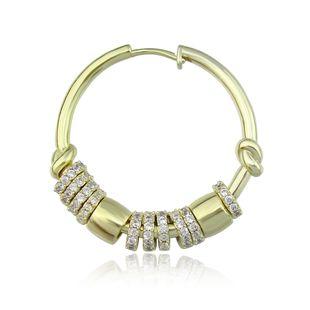 Nuevo romántico colorido dorado geométrico multi-círculo arco iris pendientes pendientes de moda nihaojewelry venta al por mayor solo NHLJ215265's discount tags