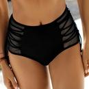 Bikinis pour femmes chaudes en gros Nihaojewelry multicorde couleur unie ananas split bikini maillot de bain taille haute maillot de bain de plage NHHL215672