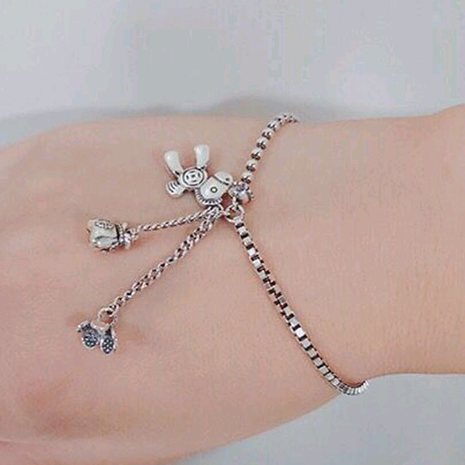 fashion retro simple Trojan  personality  copper bracelet nihaojewelry wholesale NHSC216224's discount tags