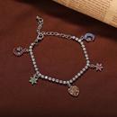 fashion  new accessories  jewelry  fashion Xingyue pendant diamond love bracelet female jewelry wholesale NHJQ216064