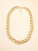 hotsale  jewelry  new fashion simple personality exaggerated chain item  hiphop necklace  nihaojewelry wholesale NHJJ216107