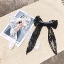 korean new Lace super fairy bow hairpin hair rope  girl top clip hair carolita hair accessories wholesale NHNA216186