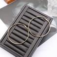 NHOM667136-Style-six-golden-earrings