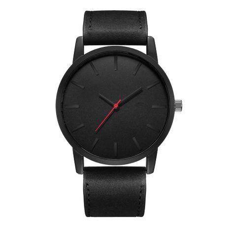 Reloj de hombre de estilo deportivo de esfera grande reloj de cuarzo helado simple correa relojes de moda masculina nihaojewelry al por mayor NHSY216358's discount tags