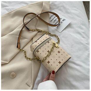 bolso femenino retro verano nueva ola coreana Messenger bag moda cadena extranjera bolso del teléfono móvil bolso de hombro nihaojewelry al por mayor NHGA216814's discount tags