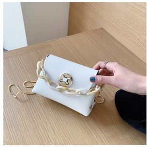 Mini bag summer new fashion women's bag chain shoulder messenger girl girl mobile coin purse nihaojewelry wholesale NHGA216820's discount tags
