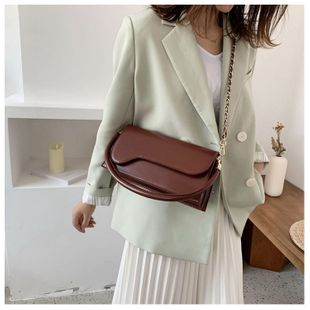 Korean  summer  fashion new ladies bag tide  popular shoulder bag fashion handbag underarm bag nihaojewelry wholesale NHGA216823's discount tags