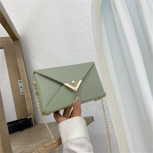 summer  Korean fashion new women's bag  chain bag messenger shoulder bag nihaojewelry wholesale NHGA216828's discount tags