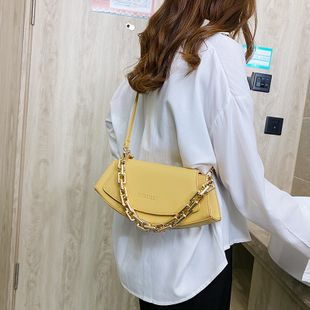 summer fashion new Acrylic thick chain portable female bag ladies bag candy color fashion shoulder messenger bag nihaojewelry wholesale NHGA216863's discount tags
