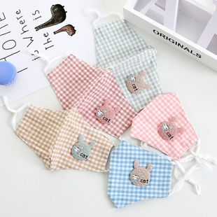 fashion  new children's breathable washable cartoon antivirus products  cute three-dimensional cotton yarn products wholesale NHDM216985's discount tags