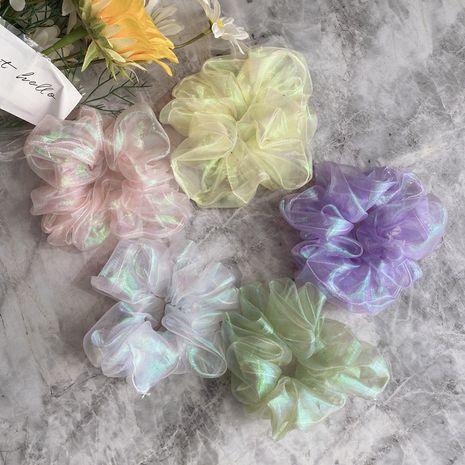 Gomas para el cabello de las mujeres Gomas para el pelo con forma de sirena Cuerda de cabeza de cerdo coreana banda elástica tocado de pelo atado al por mayor NHSM217400's discount tags