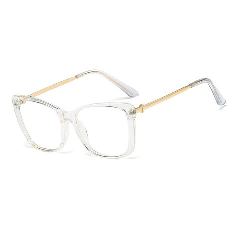 new fashion wild flat mirror hipster box spring leg frame can be equipped with myopia  wholesale nihaojewelry NHFY218343's discount tags