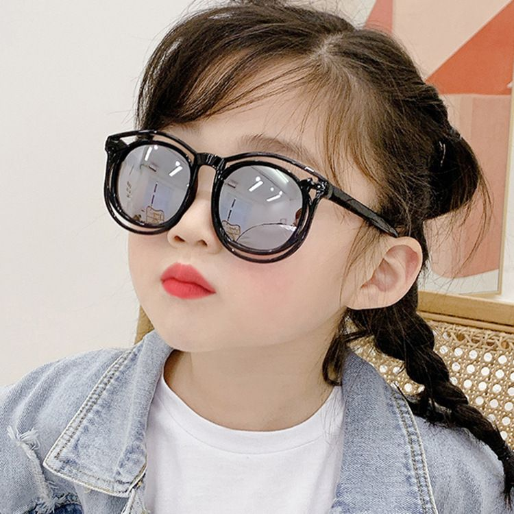 Arrow hollow children sunglasses boys kids children sunglasses fashion glasses trend UV protection wholesale nihaojewelry NHKD218418