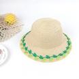 NHTQ682621-Straw-Hat-with-Fruit-Pot-Beige-Children-(50-53CM)
