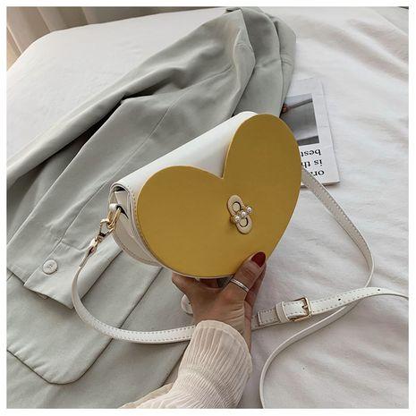 nouvelle vague mignon petit sac rond personnalité sauvage messenger sac coréen simple sac à bandoulière nihaojewelry gros NHTC218644's discount tags
