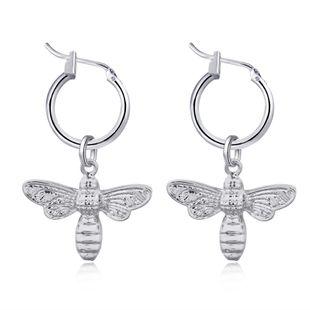 three-dimensional bee insect animal earrings pendant earrings ear buckle hot sale wholesale nihaojewelry NHGJ219383's discount tags