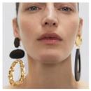 fashion retro earrings geometric earrings womens fashion simple acrylic earrings wholesale nihaojewelry NHCT220061