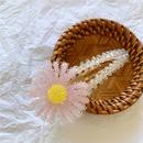 Explosin de moda de corea pequea margarita crystal horquilla palabra clip nias accesorios para el cabello al por mayor nihaojewelry NHYQ220128