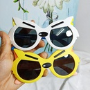 Creative childrens sunglasses baby cute cartoon big bad wolf children sunglasses personality boys and girls sunglasses tide wholesale nihaojewelry NHBA220368