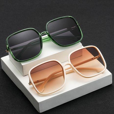 popular explosion models D home big frame sunglasses tide retro sunglasses summer street shooting sunglasses wholesale nihaojewelry NHBA220401's discount tags
