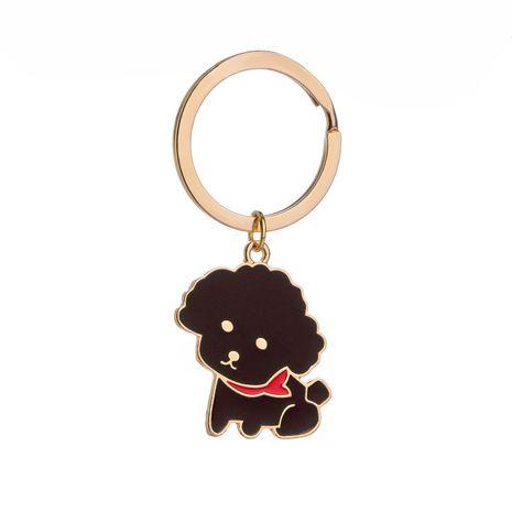 Fashion Explosion Keychain Creative Fashion Variety Pet Dog Keychain Wild Car Bag Key Ring wholesale nihaojewelry NHMO220454's discount tags