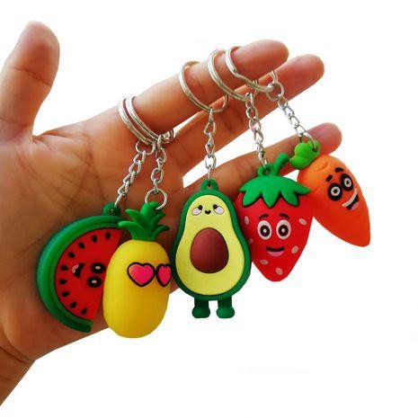 fille coeur simulation 3D avocat porte-clés cartable porte-monnaie PVC doux jouet pendentif offre spéciale en gros nihaojewelry NHDI220475's discount tags