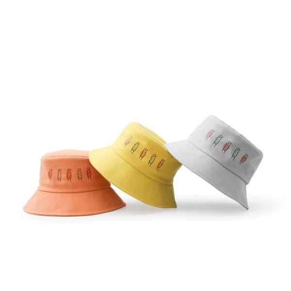 Summer Korean fashion Japanese cute fisherman hat shade sunscreen hat thin section tide hat wholesale nihaojewelry NHTQ220514