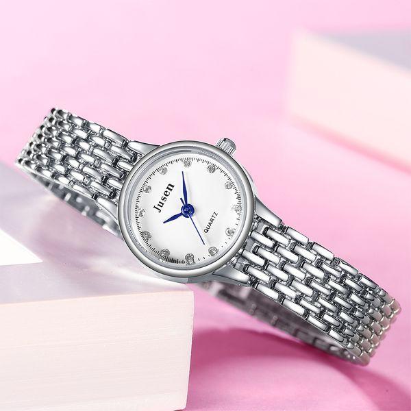 Fashion Diamond Women's Bracelet Watch Small and Wild Quartz Women's Wrist Watch wholesale nihaojewelry NHSS220612