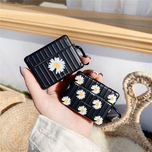 Cubierta suave de protección creativa Daisy para iphone Airpods pro 1/2 auriculares inalámbricos Bluetooth cubierta suave al por mayor nihaojewelry NHFI220733's discount tags