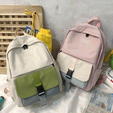 schoolbag Korean school Harajuku student middle school student backpack literary forest shoulder bag  wholesale nihaojewelry NHHX220859's discount tags