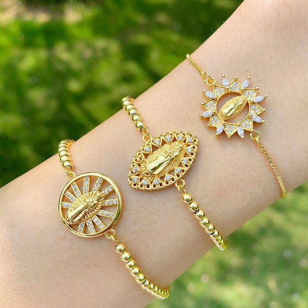 Fashion maria bracelet yiwu nihaojewelry wholesale girlfriends bracelet NHAS213487