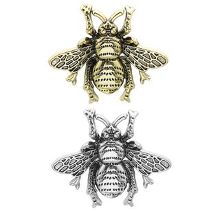 Fashion retro punk insect bee brooch clothing accessories bags accessories nihaojewelry wholesale NHMO213899's discount tags
