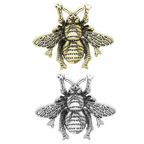 Mode rétro punk insecte abeille broche vêtements accessoires sacs accessoires nihaojewelry gros NHMO213899's discount tags