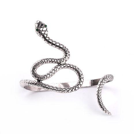 New simple retro animal winding snake wild bracelet nihaojewelry wholesale NHMO214495's discount tags