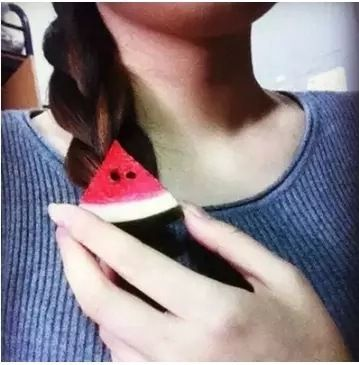 Cute lemon watermelon hair ring super cute hair accessories fruit cheap scrunchies nihaojewelry wholesale NHOF214514
