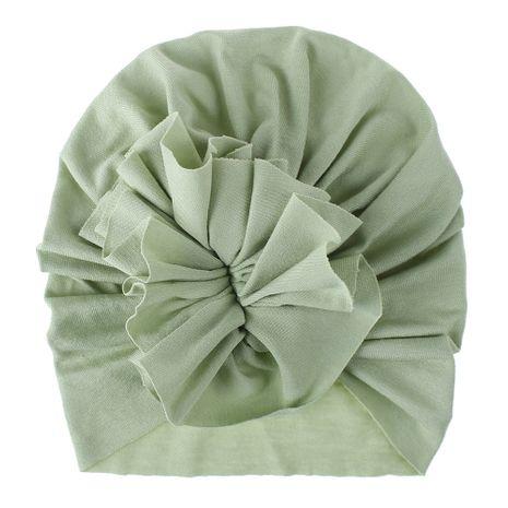 Nuevo sombrero de bebé niños doblan flores sombrero de bebé sombrero de punto al por mayor NHDM214774's discount tags