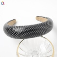 NHDM657096-B160C-sponge-headband-with-diamonds-black