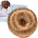 Korean  simple wig hair accessories natural lifelike donut plate hair  accessories nihaojewelry wholesale NHSC214981