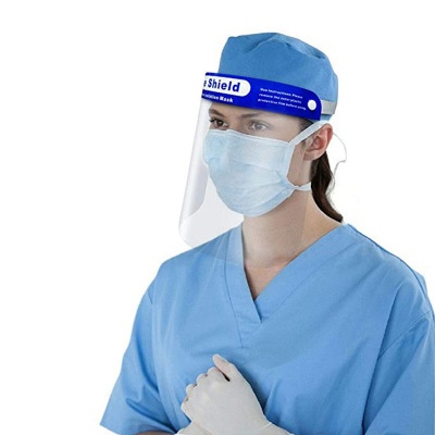 face shield PET anti-fog ffp3 mask transparent epidemic protection product hood anti-virus shield NHAT209217
